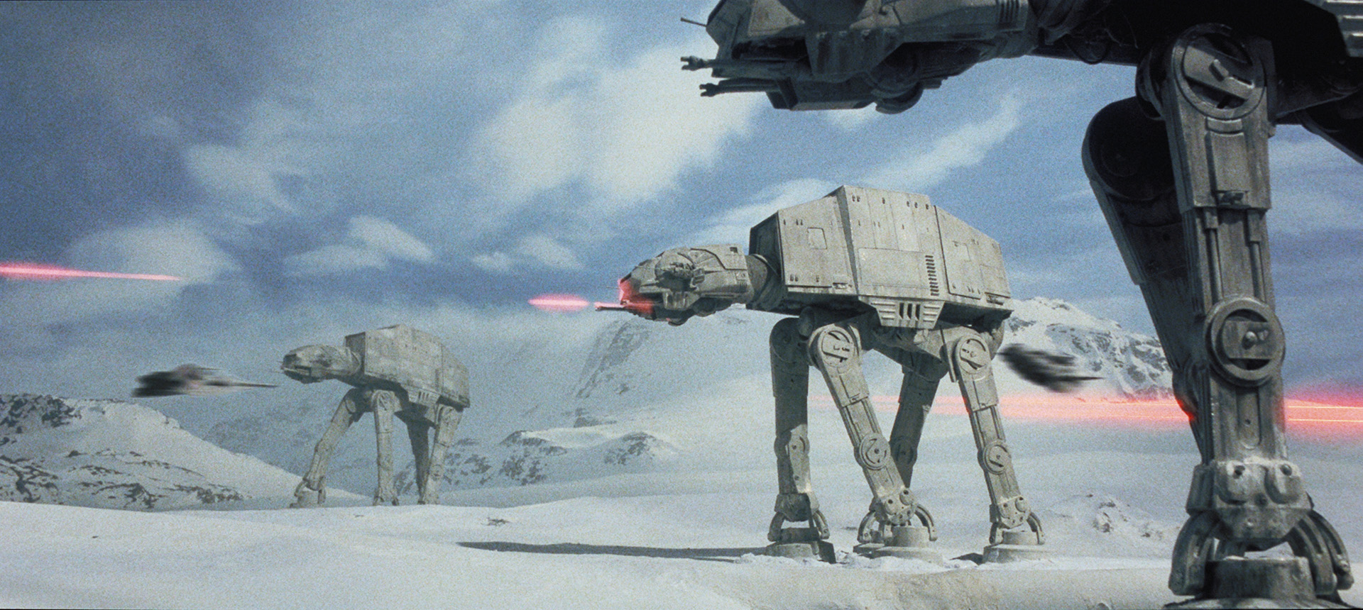 Star Wars Episode 5: The Empire Strikes Back | Lucasfilm.com