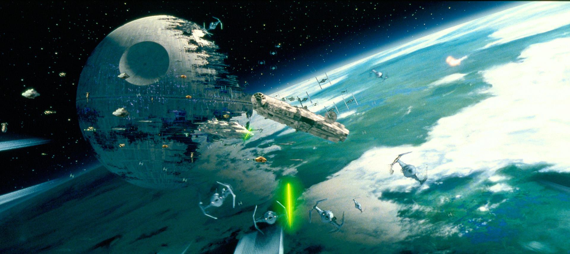 Star Wars Episode 6: Return of the Jedi | Lucasfilm.com