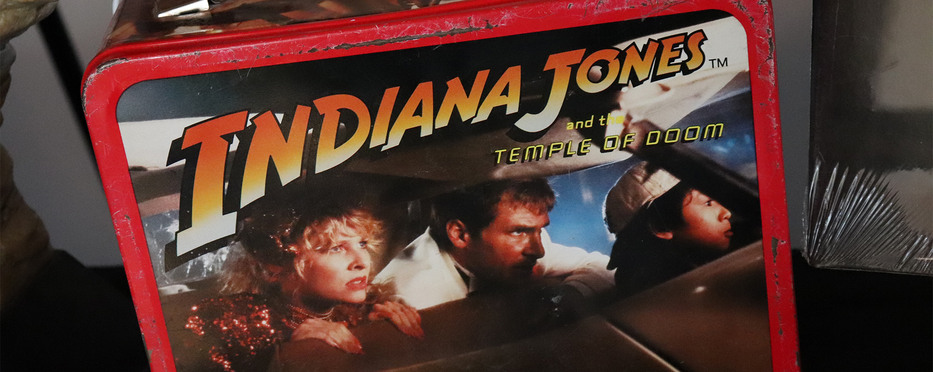 Indiana Jones and the Temple of Doom with ILM's Dennis Muren